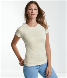 Russell Ladies Authentic Pure Organic T-Shirt