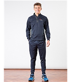 BLUEMAX APTUS QTR ZIP TRAINING TOP