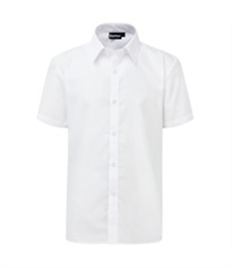 BLUEMAX BOYS SLIM FIT S/S TWIN PACK SHIRT