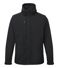 FORT HOLKHAM HOODED SOFTSHELL JACKET