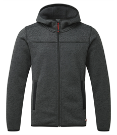 TUFFSTUFF HENHAM FULL ZIP HOODED SWEATSHIRT