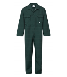 BLUE CASTLE STUD FRONT BOILERSUIT