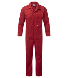 BLUE CASTLE ZIP FRONT BOILERSUIT