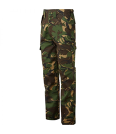 FORT CAMOUFLAGE COMBAT TROUSER