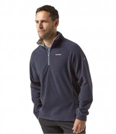 Craghoppers Corey V Half Zip Micro Fleece