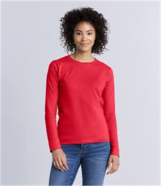 Gildan Ladies SoftStyle® Long Sleeve T-Shirt