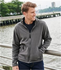 Gildan Hammer Micro Fleece Jacket
