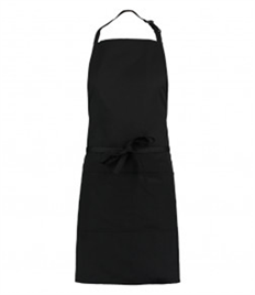 Kustom Kit Bargear® Superwash® 60°C Bib Apron with Pocket