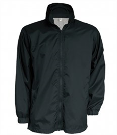 Kariban Lined Windbreaker Jacket