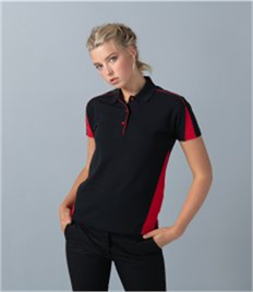 Finden and Hales Ladies Club Poly/Cotton Piqué Polo Shirt