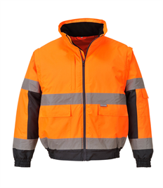 Portwest Hi-Vis 2in1 Jacket