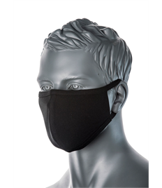 2-Ply Fabric Face Mask (Pk25)