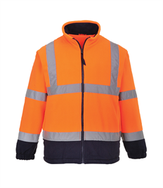 Portwest Hi-Vis 2-Tone Fleece