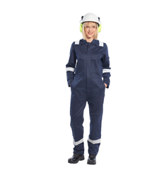 Bizflame Plus Ladies Coverall
