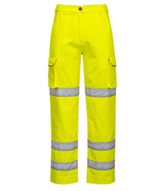 Portwest Ladies Hi-Vis Trousers