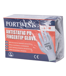 Portwest Vending PU Fingertip Glove