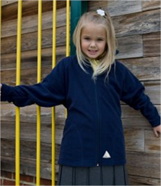 Result Core Kids/Youths Micro Fleece Jacket