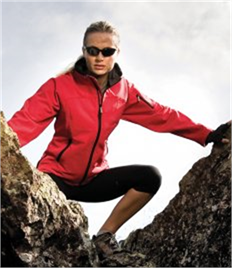 Result Ladies Soft Shell Jacket