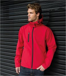 Result Core Hooded Soft Shell Jacket