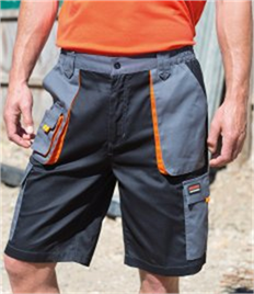 Result Work-Guard Lite Shorts
