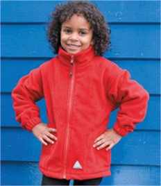 "Result Kids/Youths Polarthermâ""¢ Fleece Jacket"