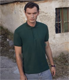 Fruit of the Loom Heavy Poly/Cotton Piqué Polo Shirt