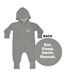 Little Aqua Baby and Toddler Eat Sleep Swim Repeat Onesie Ages 6 months - 3 years