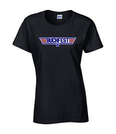Buckfest Top Gun Woman's T-Shirt