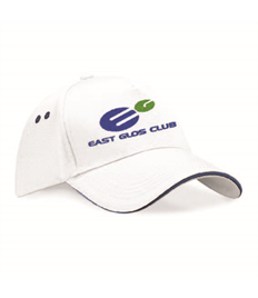 East Glos Club Members Adults Cap