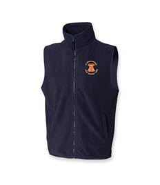 Sleeveless Micro Fleece Jacket with Ely Diocesan Association Embroidery