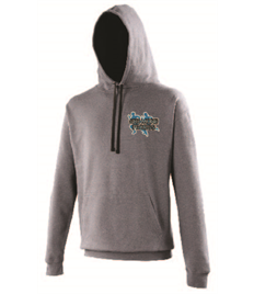 See More Fitness Varsity Hoodie with Embroidered Logo