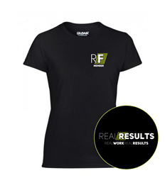 Realfit Women's Gildan performance t-shirt
