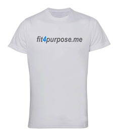 TriDri® performance t-shirt with Fit4Purpose printed full chest