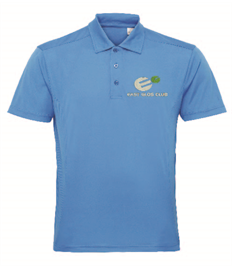 East Glos Club Members Tri Dri Men's Panelled Polo