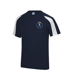 DSA UK Contrast Cool T-shirt