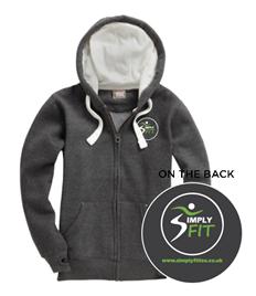 Simply Fit Ultra Premium Zip Hoodie