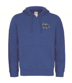 See More Fitness Hooded full zip /men Embroidered Logo