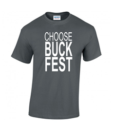 Choose Buckfest T-Shirt