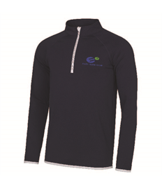 East Glos Club Members Men's 1/2 Zip Sweatshirt