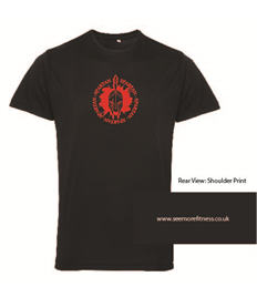See More Fitness Spartan Printed Performance Tee
