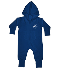 Little Aqua Baby and Toddler Onesie Ages 6 months - 3 years