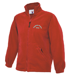 Houghton Fleece with embroidered logo