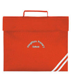 Houghton Bookbag with embroidered logo