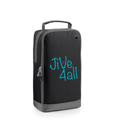 Jive4all Athleisure Sports Shoe/Accessory Bag