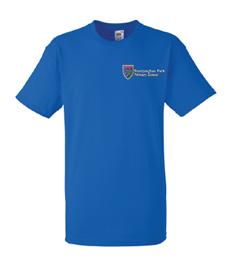 Royal Blue PE T Shirt