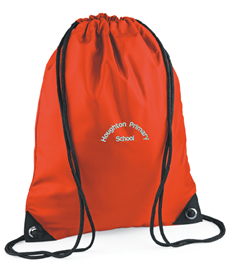Houghton PE Bag with Embroidered Logo