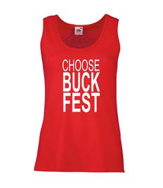 Choose Buckfest Woman's Vest