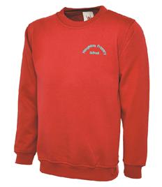 Houghton Sweatshirt with embroidered logo