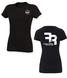 Fitness Rush Lady Fit Stretch T-Shirt