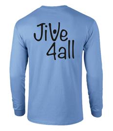 Jive4all Ultra Cotton Long Sleeve T-Shirt